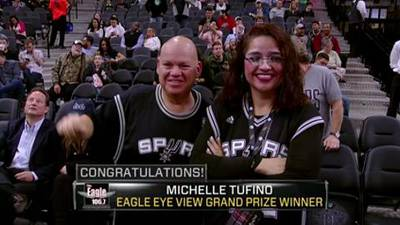 Eagle Eye Winner 12-5-15