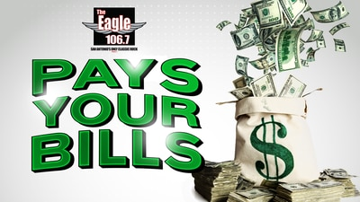 Win $1,000 - Listen to Win at 7am, 9am, 11am, 1pm, and 4pm