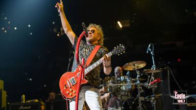 Sammy Hagar Live at the San Antonio Rodeo - February 7, 2020