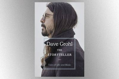 Dave Grohl taking part in 'The New Yorker' Festival event