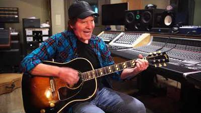 Watch John Fogerty Alone And With His Kids Performing Creedence Classics From Home