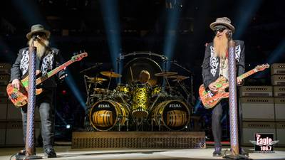 ZZ Top Live at the Rodeo - February 14, 2020 (Photos)