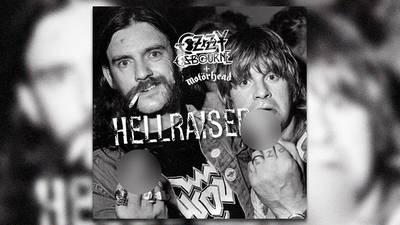 "Ozzy releasing 10-inch vinyl of Lemmy ""Hellraiser"" duet on his birthday"