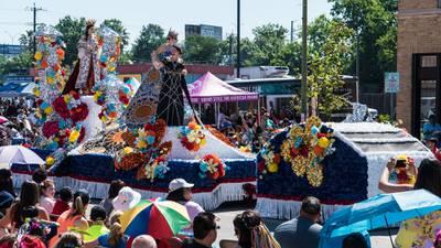 Battle of Flowers Parade Photos - April 26, 2019