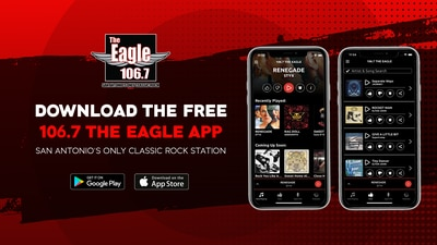 Download the Eagle 106.7 App Today