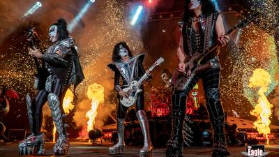 KISS Concert Photos - September 8, 2019